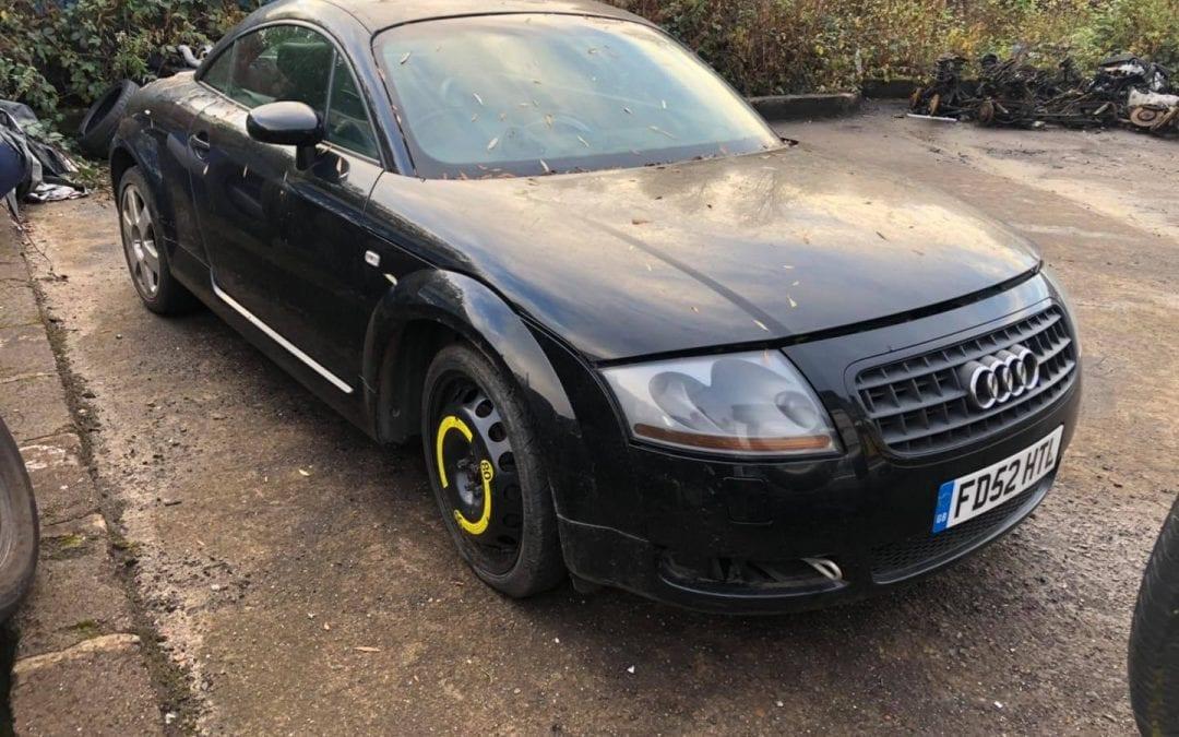 Audi TT 1.8T 20v 2002