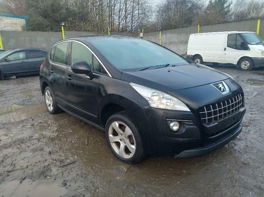 Peugeot 3008 1.6 Hdi 8v 2011