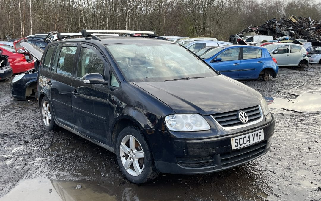 Volkswagen Touran 1.9 Tdi 16v 2005