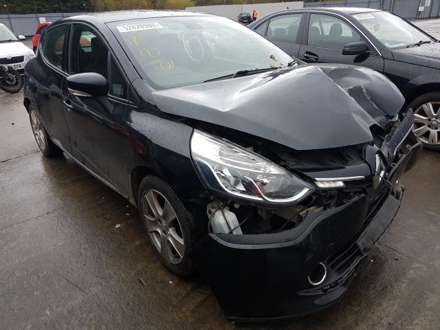 Renault Clio Mk4 1.2 16v 2014