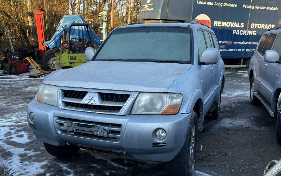 Mitsubishi Showgun 3.2 DiD 16v 2005