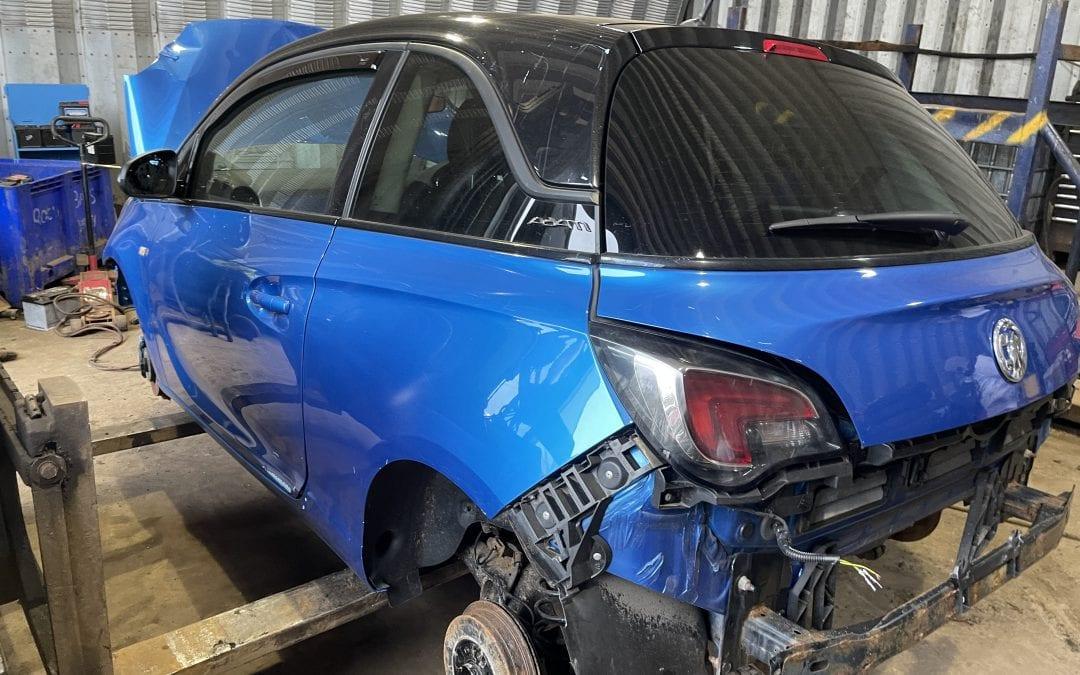 Vauxhall Adam 1.4 16v 2014